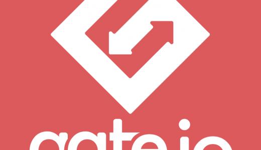 【取引所】gate.io(ゲート)の評判・登録方法と使い方